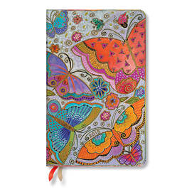 Maxi Paperblanks Flutterbyes 2019 Diary Vertical Week-to-View - 1