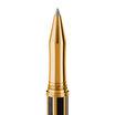 Caran d'ache Varius Chinablack Rollerball Pen Gold - 4