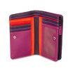 Mywalit Ellie Wallet with Zip-around Purse Sangria Multi - 2