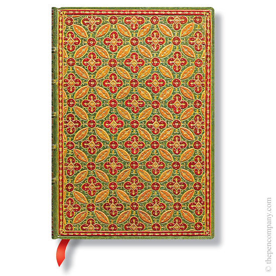 Lined Midi Paperblanks Mosaique Parisian Mosaic Journal - 1