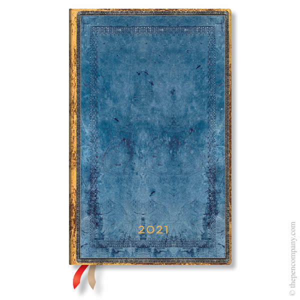 Maxi Paperblanks Old Leather Classics Flexi 2021 Diary 2021 Diary