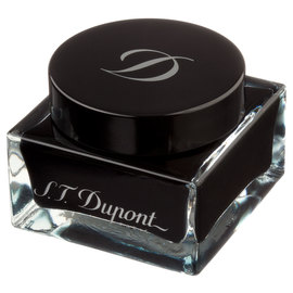 Black Dupont fountain pen ink - 1
