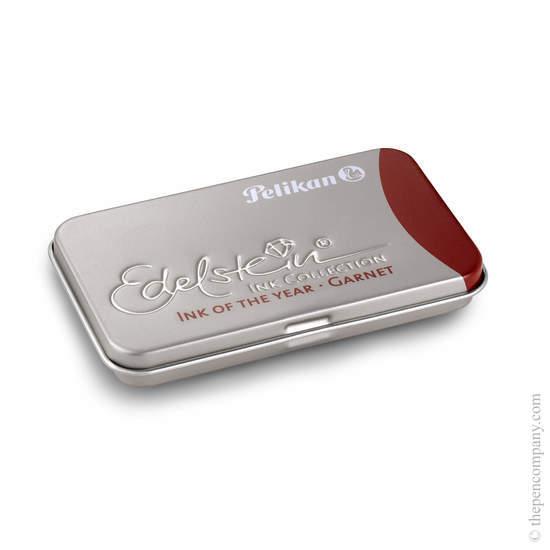 Garnet Red Pelikan Edelstein Ink cartridges - 2