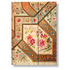 Midi Paperblanks Lyon Florals Ivory Address Book - 1