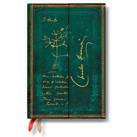 Paperblanks Darwin Tree of Life 2015-16 academic diary - 1