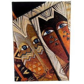 Paperblanks Native Cats Lined Journal Laural Burch - 3