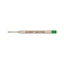 Green Schmidt P900 G2 Ball Pen Refill - Fine