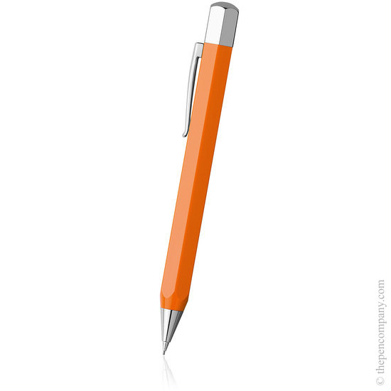 Faber-Castell Ondoro propelling pencil - orange - 1