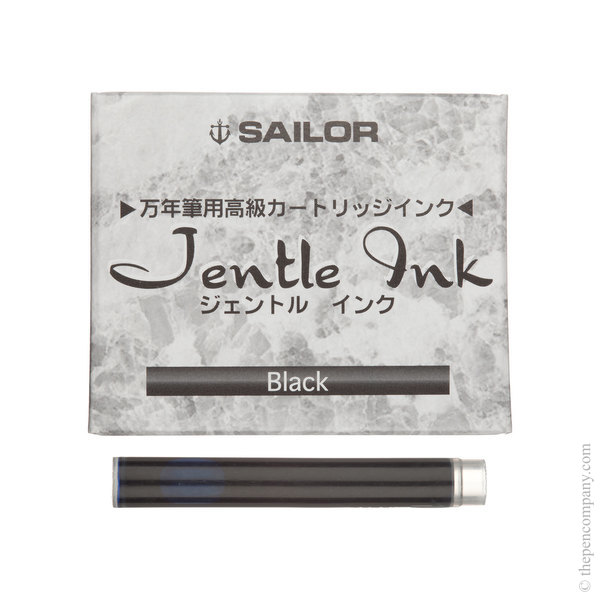 Black Sailor Jentle Ink Cartridges