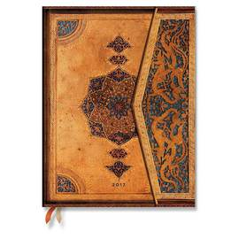 Paperblanks Ultra Week-to-view Safavid 2017 Diary - 1
