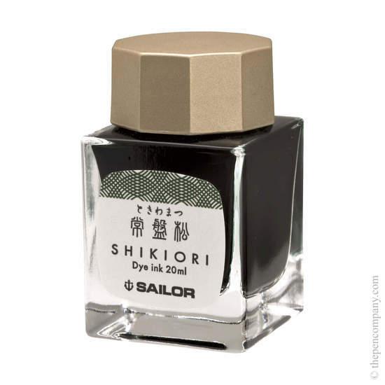 Tokiwa-Matsu Sailor Shikiori Ink - 1