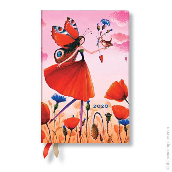 Mini Paperblanks Mila Marquis 2020 Diary 2020 Diary
