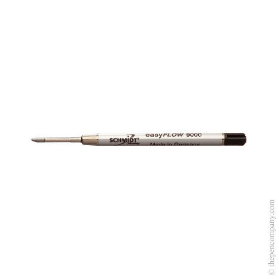 Black Schmidt P9000 G2 Rollerball Refill - Medium