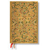 Paperblanks Gold Inlay Mini 2016 Horizontal Diary - 1