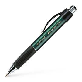 Green Faber-Castell Grip Plus Ballpoint Pen - 1