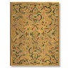 Ultra Paperblanks Gold Inlay Address Book - 1
