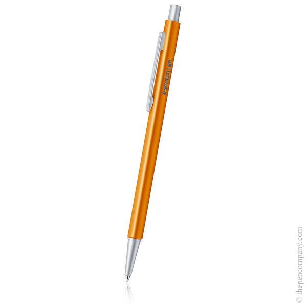 Orange Staedtler Organiser Ballpoint Pen