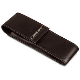 Black Hugo Boss Advance Pen Case - 1