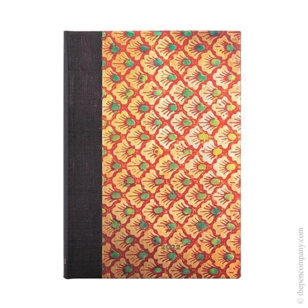 Midi Paperblanks Virginia Woolf's Notebooks 2022 Diary 2022 Diary