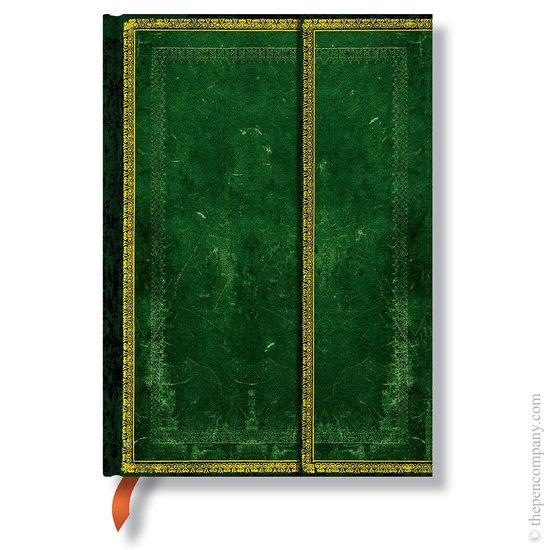 Lined Midi Paperblanks Jade Journal - 1