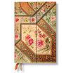 Paperblanks Filigree Floral Ivory Mini 2016 Horizontal Diary - 1