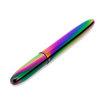 Fisher Bullet space Pen Rainbow Titanium Nitride-2