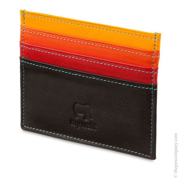 Black Pace Mywalit Small Card Holder