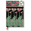 Lined Mini Paperblanks Papaver Mucha Journal - 1