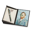 Visconti Van Gogh Portrait Blue ballpoint pen - 2