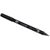 Tombow ABT brush pen N25 Lamp Black - 2