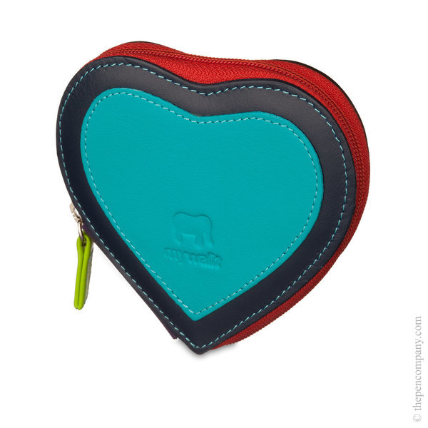 Black Pace Mywalit Heart Coin Purse Coin Purse