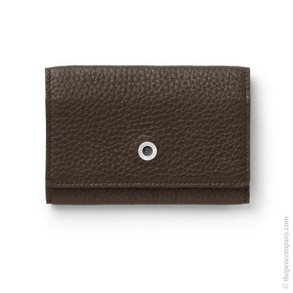 Graf von Faber-Castell Cashmere Leather Business Card Case Card Holder