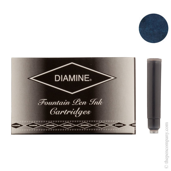 Diamine  Fountian Pen Cartridges 18 Pack - 1