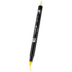 Tombow ABT brush pen 090 Baby Yellow - 2