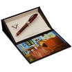 Visconti Van Gogh Rollerball Pen Room in Arles Red - 1