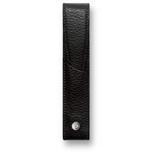 Ebony Caran d Ache Leman Pen Case for One Pen - 1