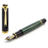 Pelikan Souveran M1000 Fountain Pen Green Medium M Nib - 4