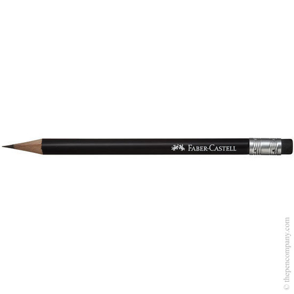 Black Faber-Castell Perfect Pencil Design-Replacement  Pencil Graphite Pencil B