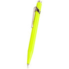 Yellow Caran d Ache 849 Fluo Ballpoint Pen - 2