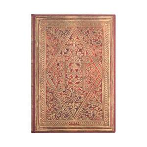 Paperblanks Golden Pathway Golden Pathway 2022 Diary Midi - Front