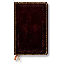 Paperblanks Black Moroccan Maxi 2016 horizontal Diary - 1