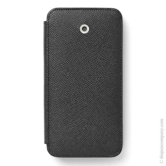 Black Graf von Faber-Castell Epsom iPhone 8 Plus Cover Phone Case - 1