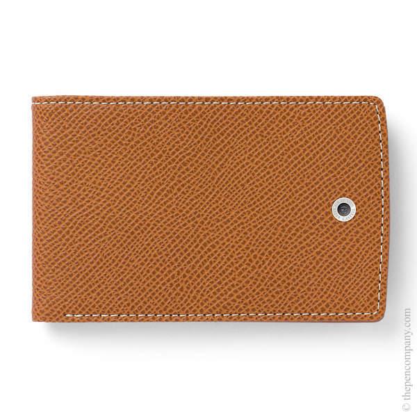 Graf von Faber-Castell Epsom Credit Card Case Small Card Holder