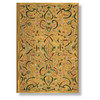 Midi Paperblanks Gold Inlay Address Book - 1