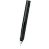 Black Schneider Base Uni Fountain Pen - 1