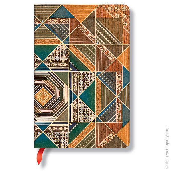 Mini Paperblanks Kirikane Journal Bija Lined