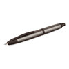 Metallic Grey Pilot Capless Matte Fountain Pen - 2