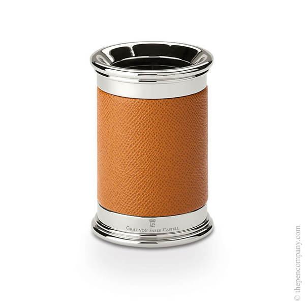 Cognac Graf von Faber-Castell Epsom Pen Holder Pen Holder
