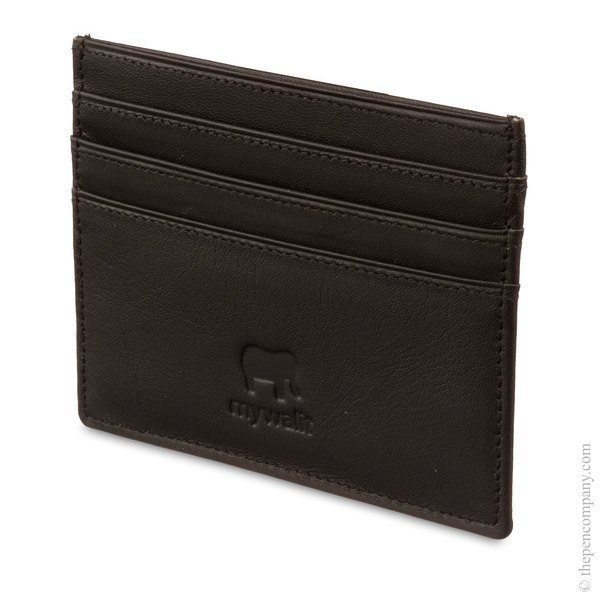 Black Mywalit Small Card Holder
