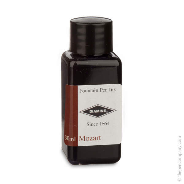 Mozart Diamine Music Collection Fountain Pen Ink Refills